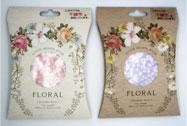 フローラルマスク 小花柄販売開始